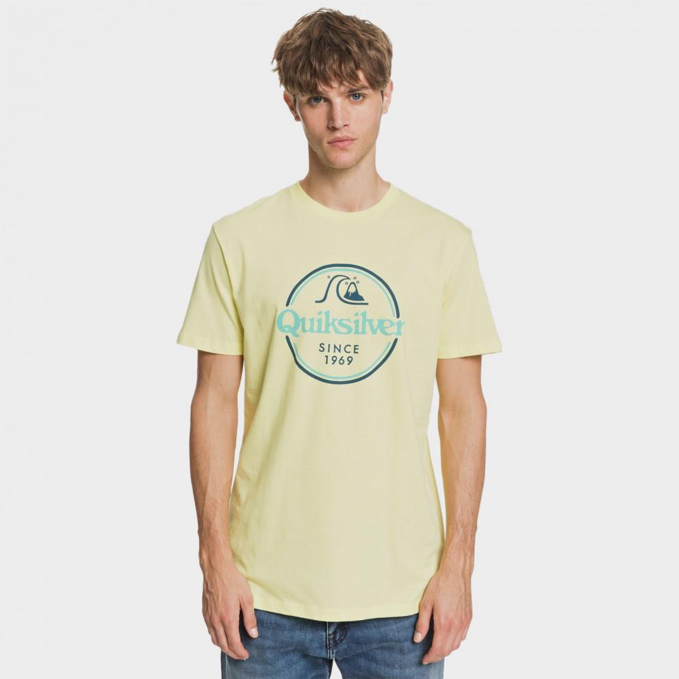 Quiksilver Words Remain Men's T-Shirt