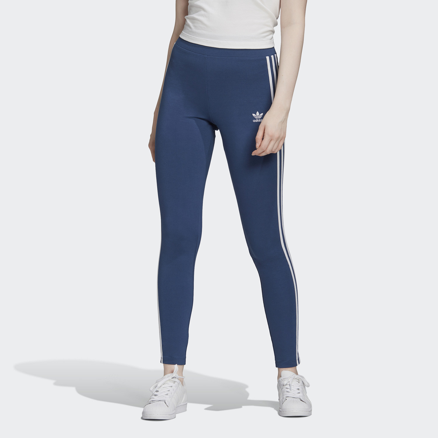 adidas Originals Adicolor 3-Stripes Leggings (9000045495_43548)
