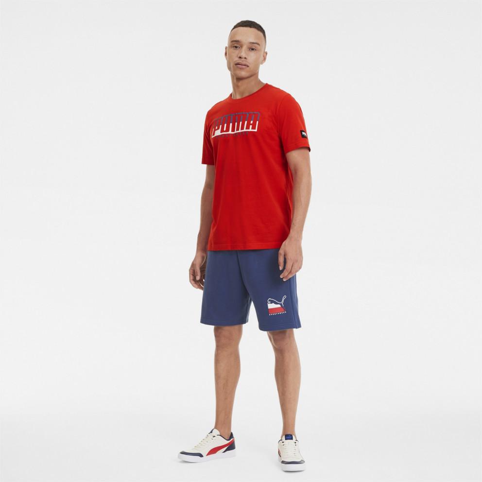 Puma Athletics Big Logo Men's Tee