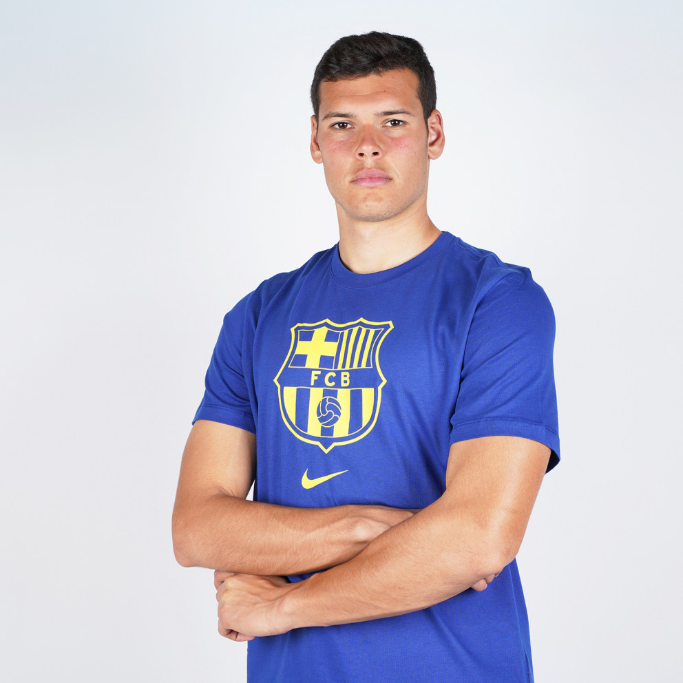 Nike Men'S T-Shirt Fc Barcelona Evergreen Crst 2