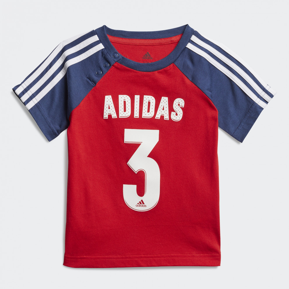 adidas Performance Sport Summer Infants' Tracksuit