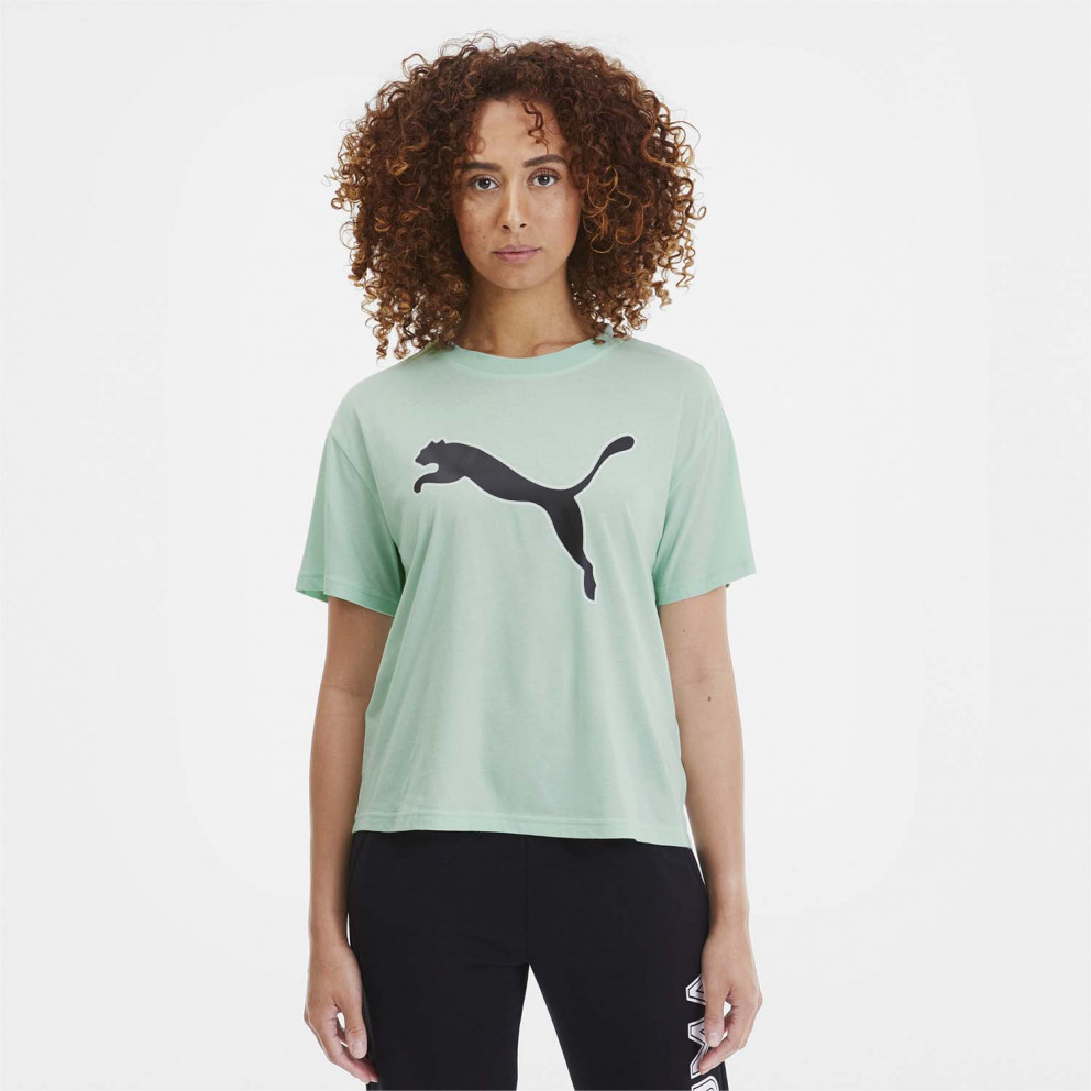 Puma Modern Sports Women's Logo Tee