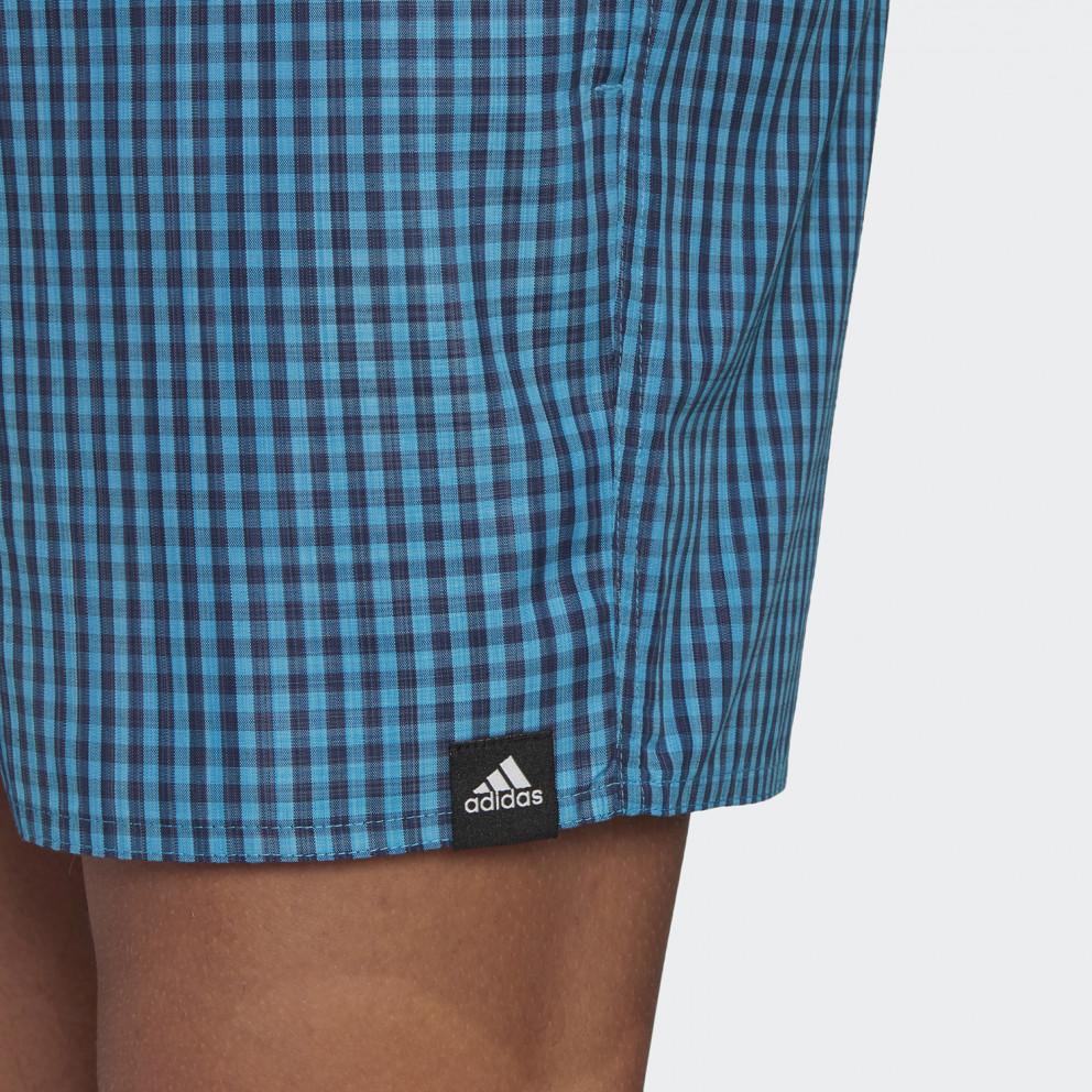 adidas Performance Check Clx Swim Shorts