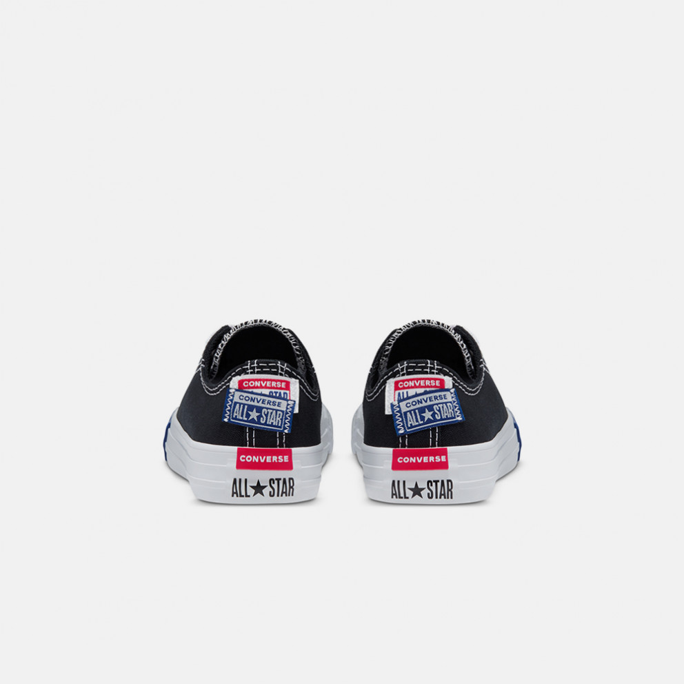 Converse Logo Play Chuck Taylor All Star Unisex Shoes For Kids