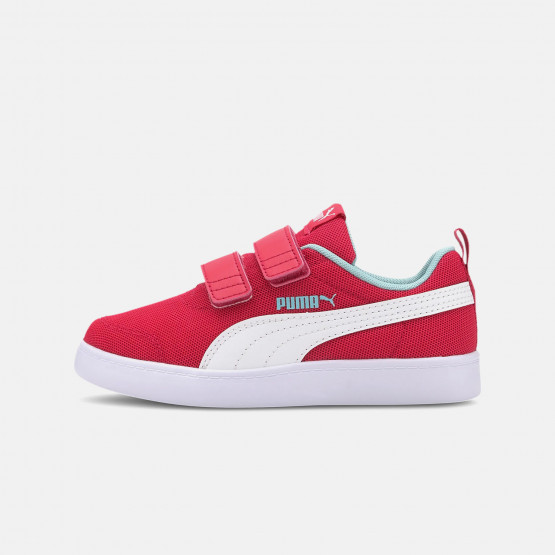 Puma Courtflex V2 Mesh For Kids