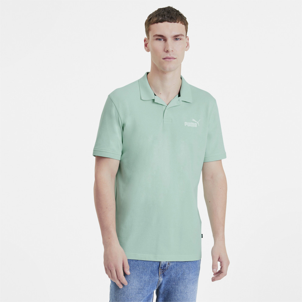 Puma Essential Men's Pique Polo T-Shirt