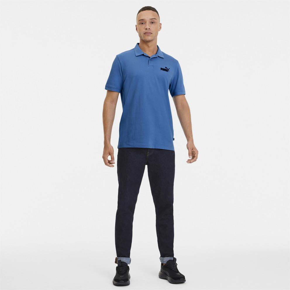 Puma Essential Men's Pique Polo T-Shirt