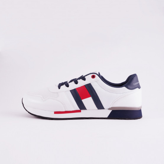 Tommy Jeans Low Cut Lace-Up Youth Sneakers