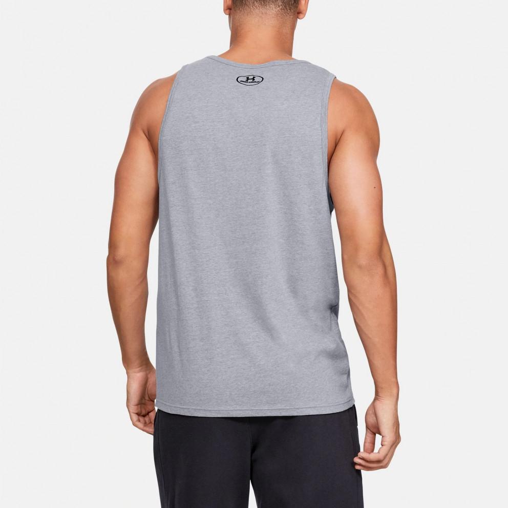 Under Armour Men'S Sportstyle Logo Tank Top