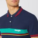 Wrangler Colour Block Men's Polo