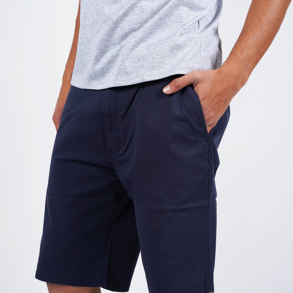 Tommy Jeans Tape Trim Cotton Chino Men's Shorts