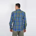 Wrangler Men's Long SLeeve 2 Pkt Flap Shirt