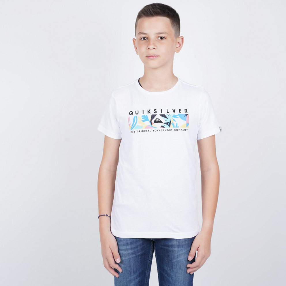 Quiksilver Distant Fortune Kids' Tee