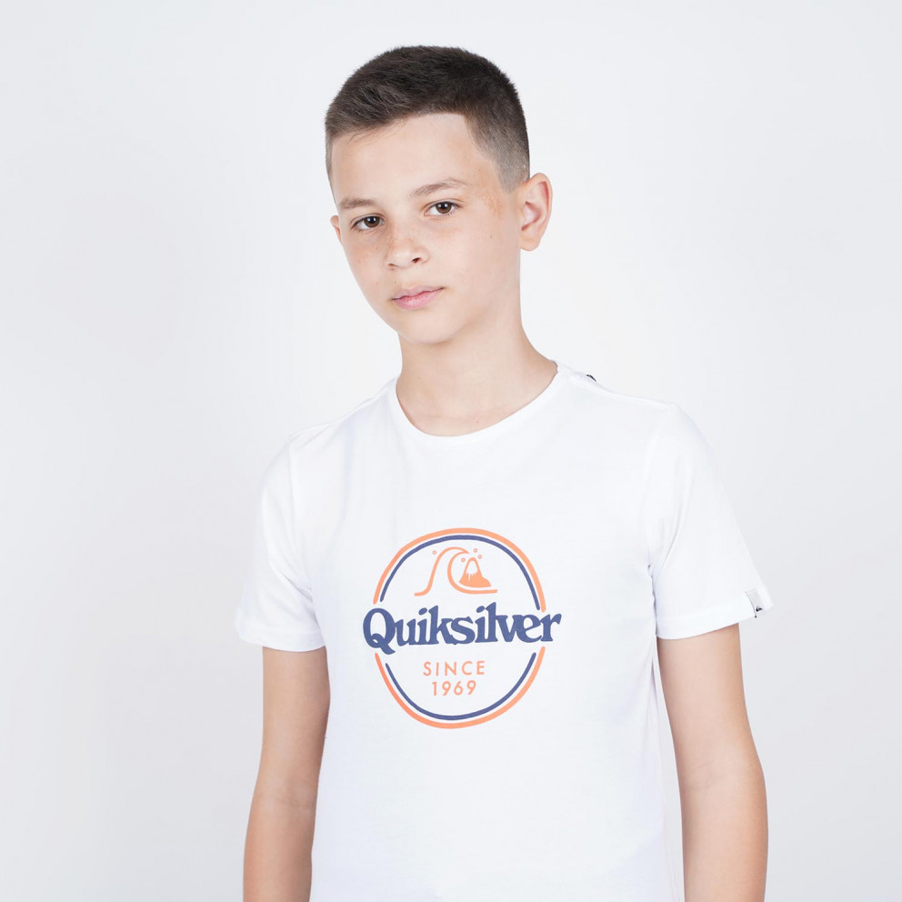 Quiksilver Words Remain Kids' Tee