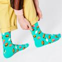 Happy Socks Hamburger Unisex Socks