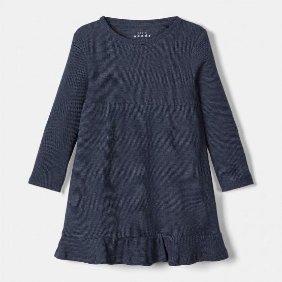 Name it Long-SLeeve Dress