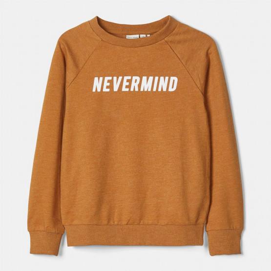 Name it Kids' Printed Sweatshirt
