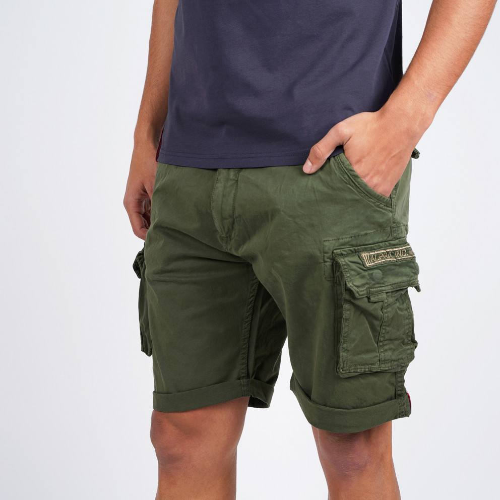 Alpha Industries Crew Men's Shorts