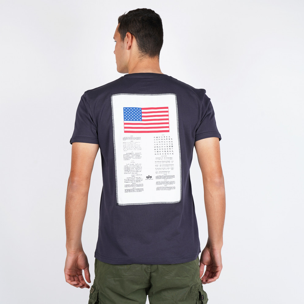 Alpha Industries Blood Chit Men's T-Shirt