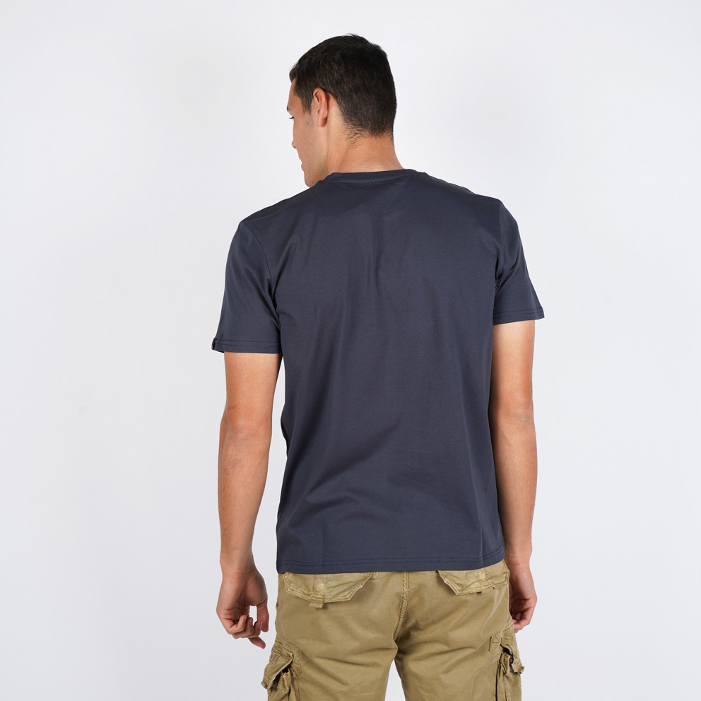 Alpha Industries Basic T Small Logo Men's T-Shirt
