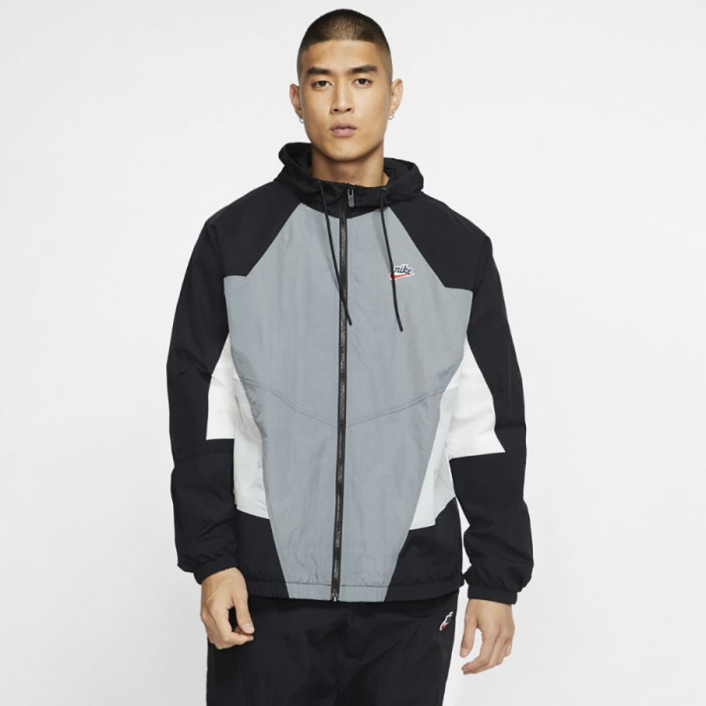 Nike Unisex Sportswear Heritage Windrunner Jacket