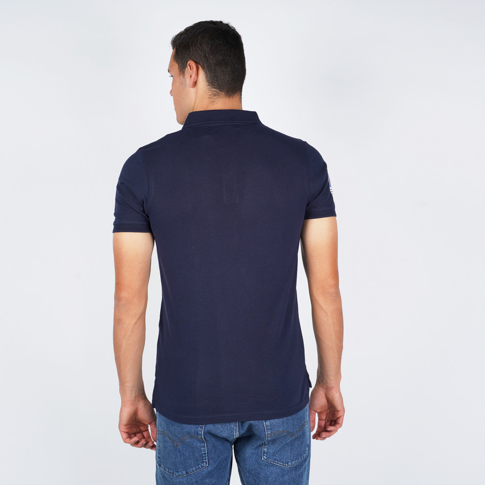 Russell Athletic Preppie Men's Polo T-Shirt