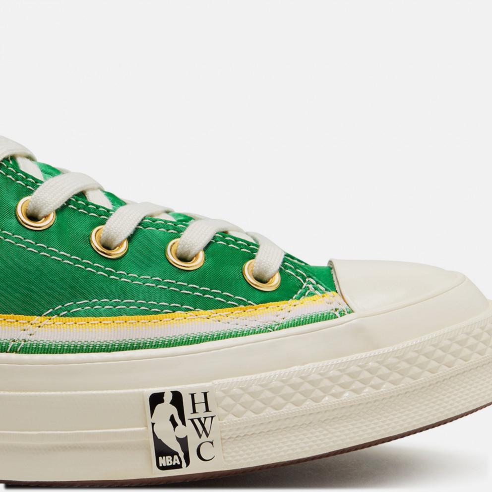 "Converse Breaking Down Barriers ""celtics"" Chuck 70 Sneakers"