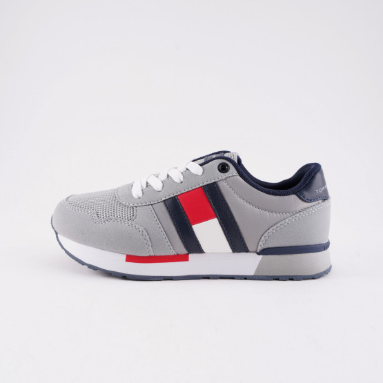 Tommy Jeans Low Cut Lace-Up Trainers