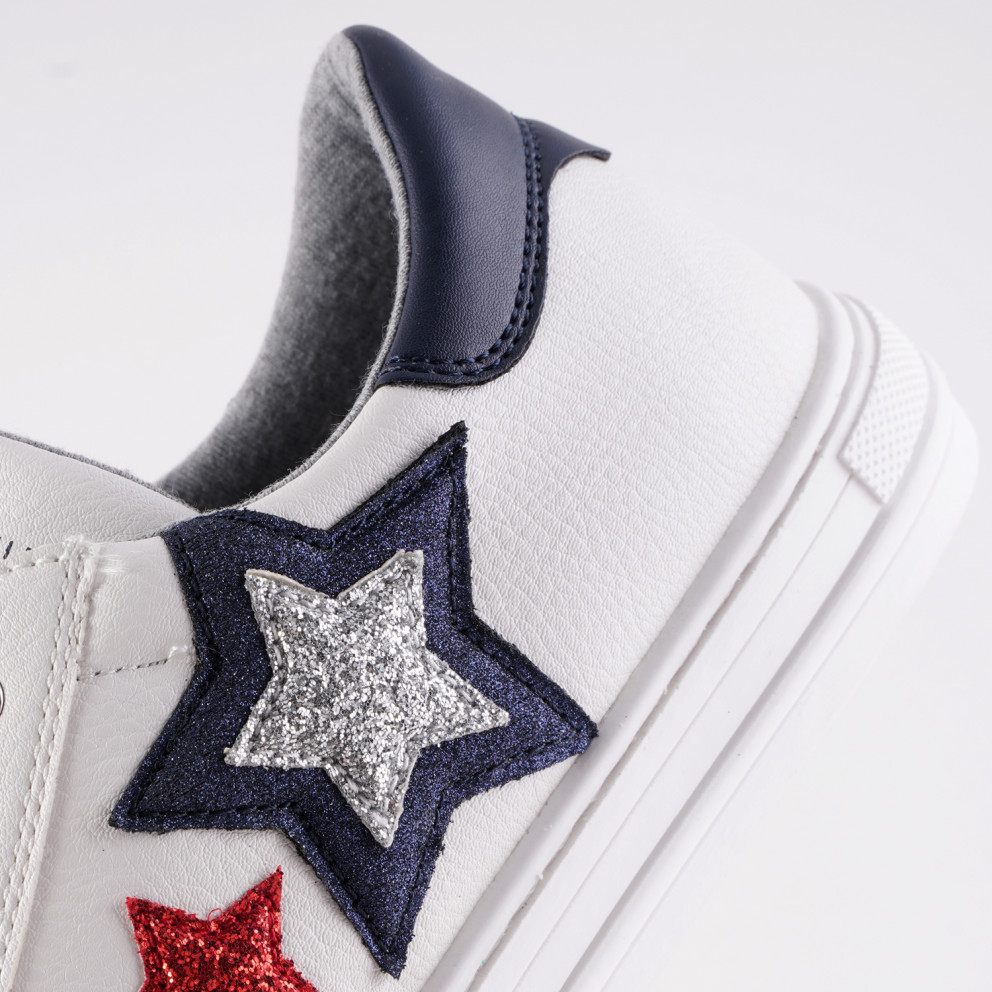 Tommy Jeans Star Applique Low-Top Trainers