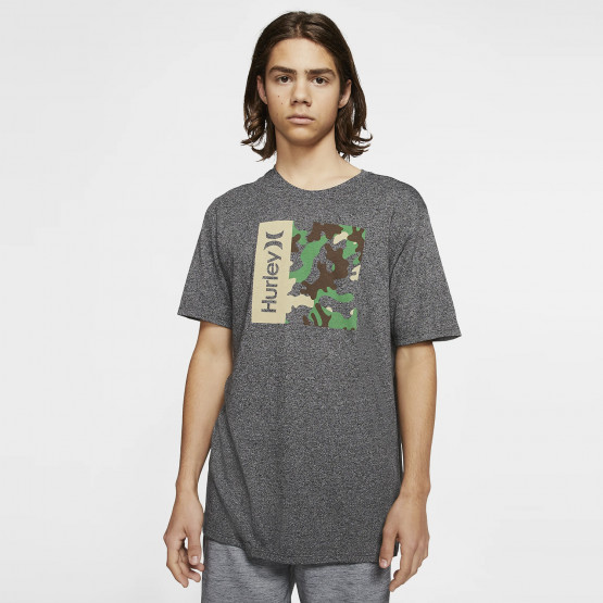 Hurley Siro One And Only Camo Box Men's Tee