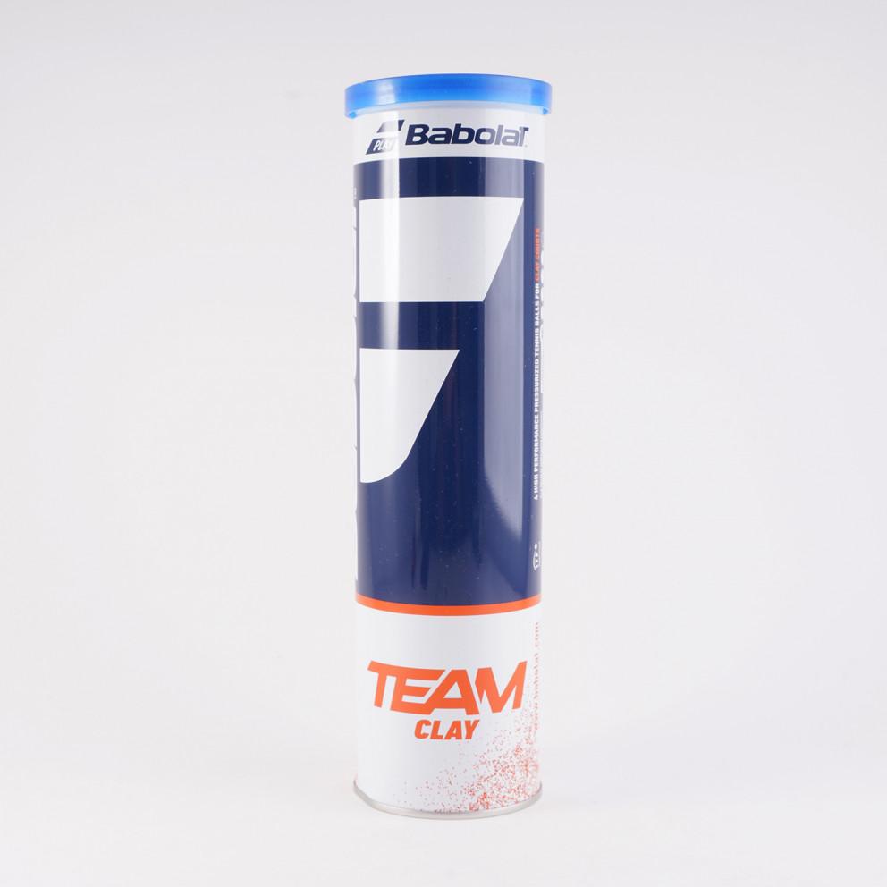 Babolat Team x4 Μπάλες του Τένις