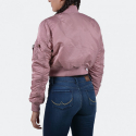 Alpha Industries MA-1 SF PM Cropped