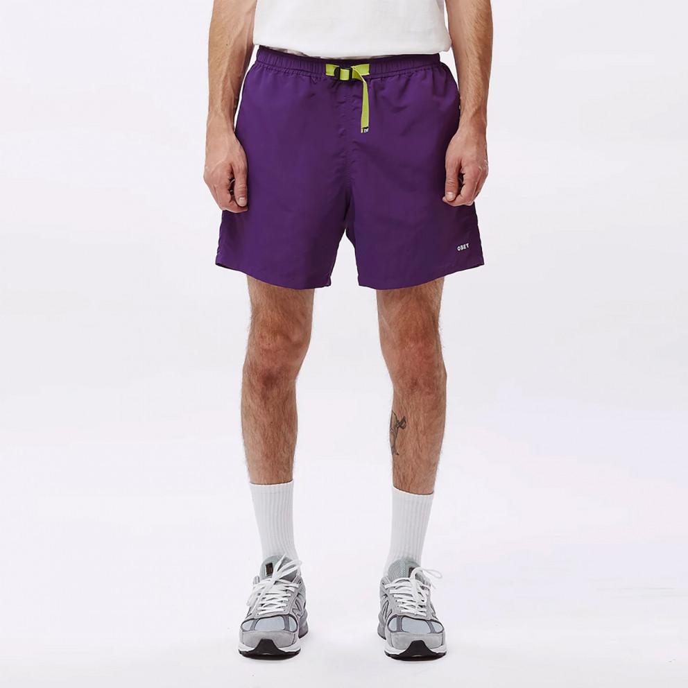 Obey Easy Relaxed Trek Men's Shorts