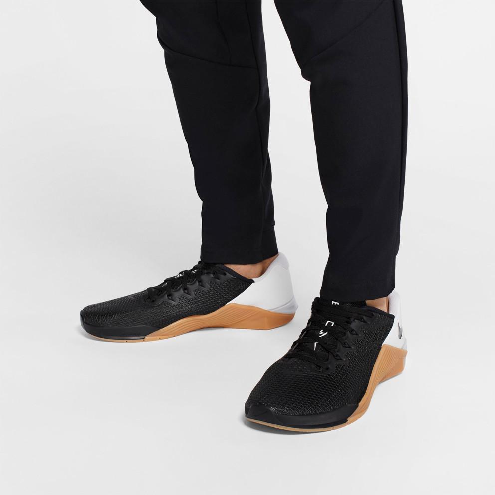 Nike METCON 5 BLACK/BLACK-WHITE-GUM MED