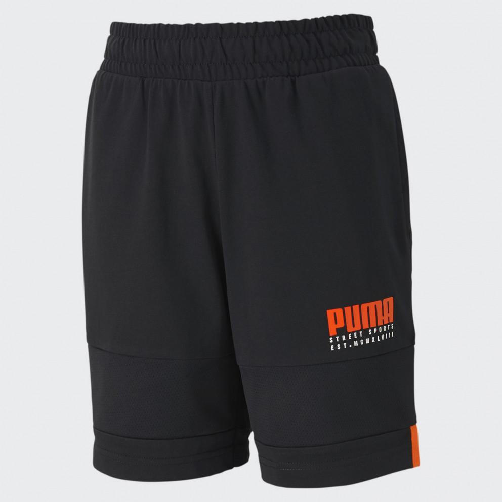 Puma Alpha Jersey Boy's Shorts
