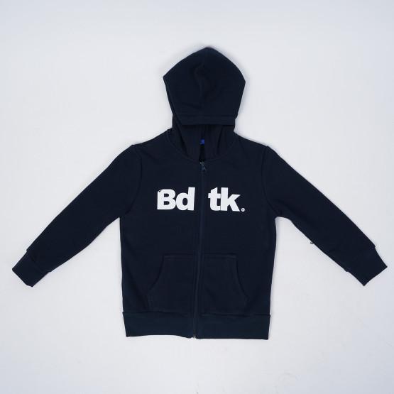 Bodytalk Kids Zip Hooded Sweater