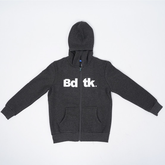 Bodytalk Zip Hooded Sweater  70%co 30%pes