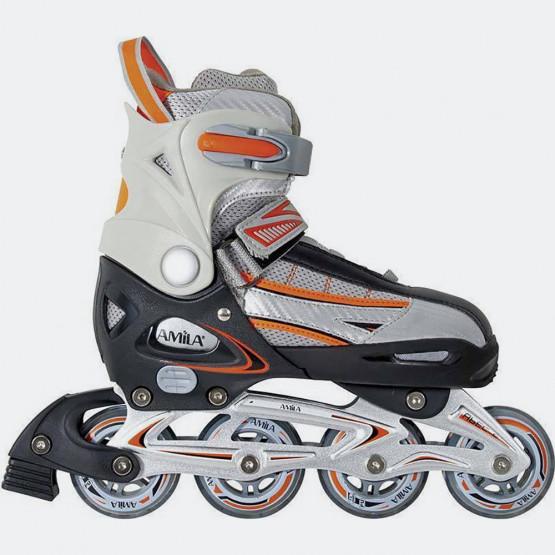 Amila In-Line Skate Αλουμινίου 37-40