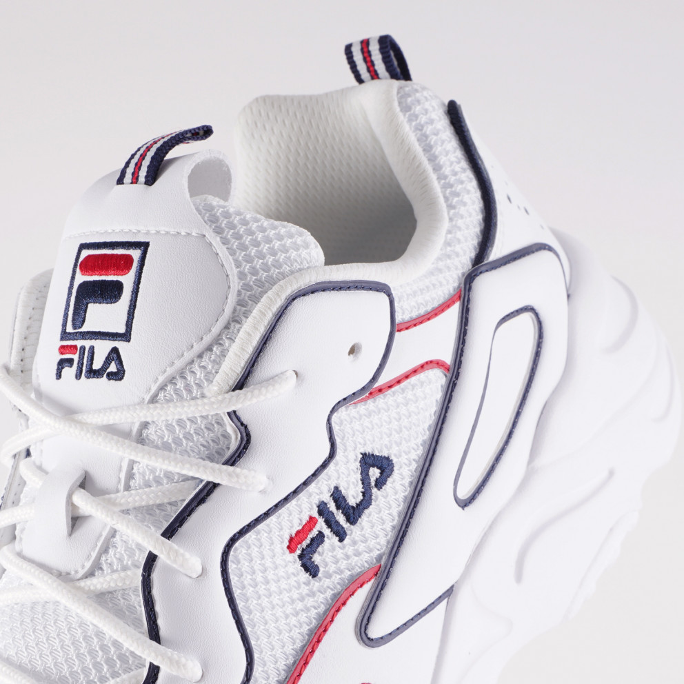Fila Heritage Men's Ray Tracer Contrast Piping