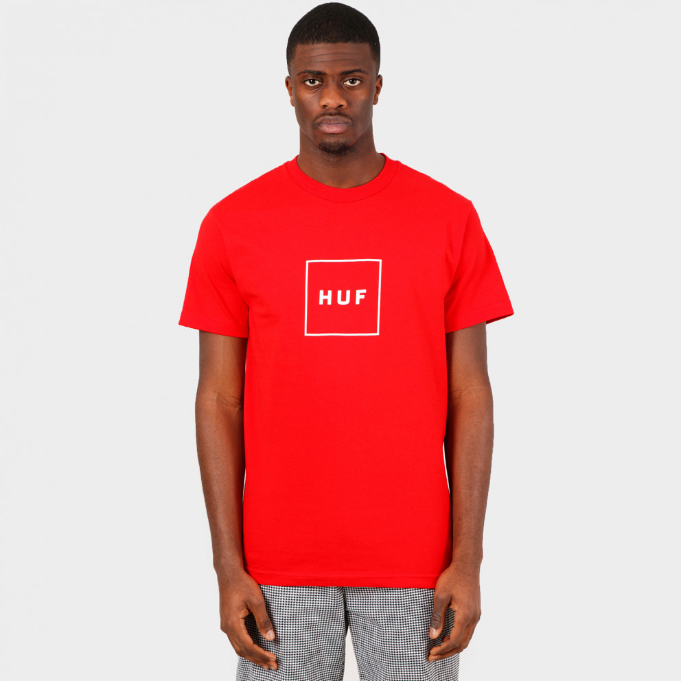 Huf Essential Box Logo Men's Tee