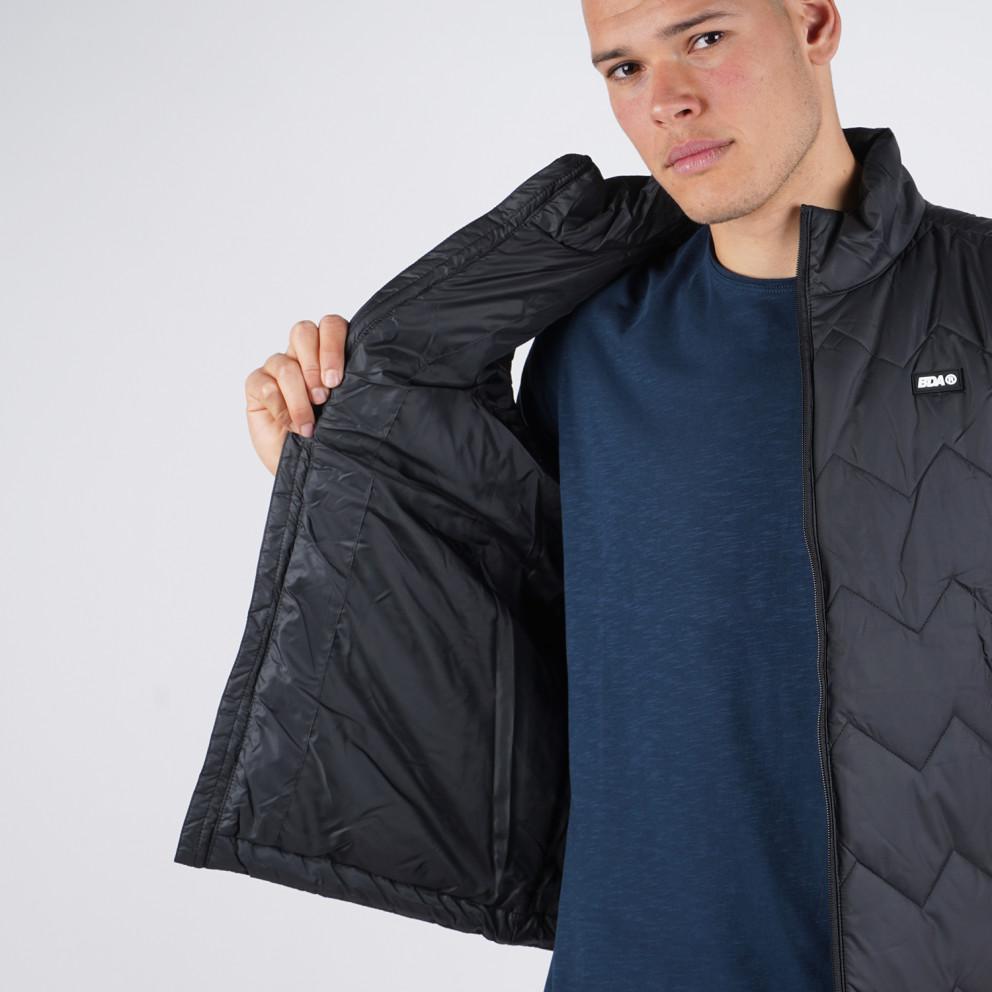 Body Action Men's Puffy Vest