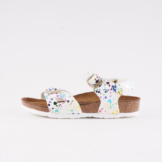Birkenstock Rio Confetti Kids' Sandals