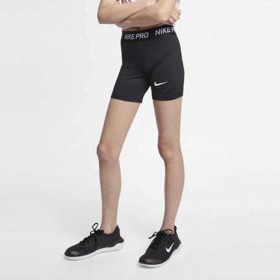 Nike Pro Girls Shorts - Παιδικό Σορτσάκι