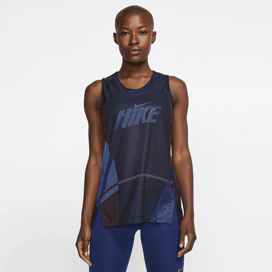 Nike W Icon Clsh Eng Knit Tank