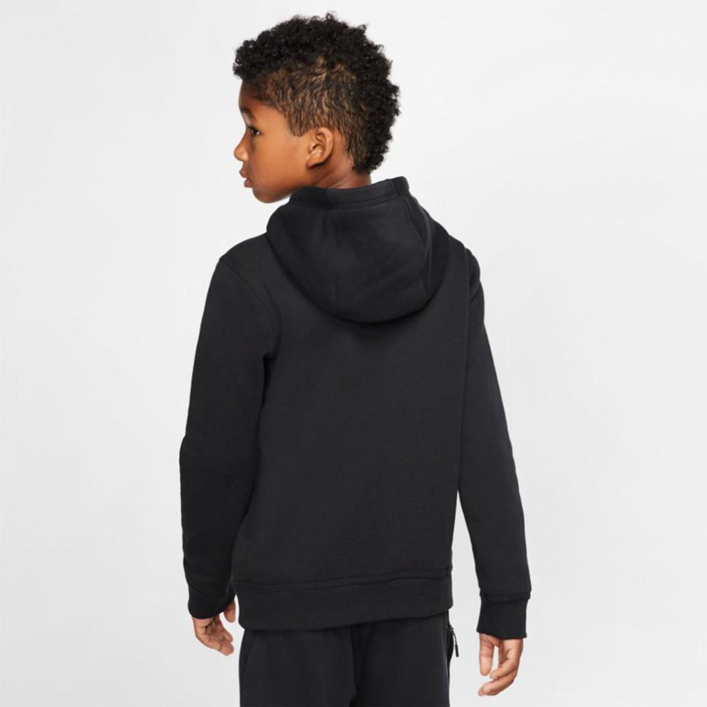 Nike Sportswear Παιδική Μπλούζα με Κουκούλα