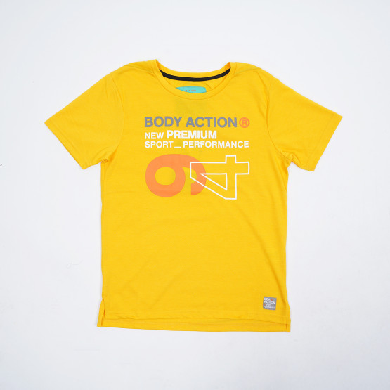 Body Action Boys' T-Shirt