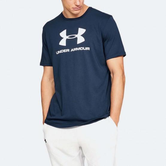 Under Armour Sportstyle Logo Men'S T-Shirt