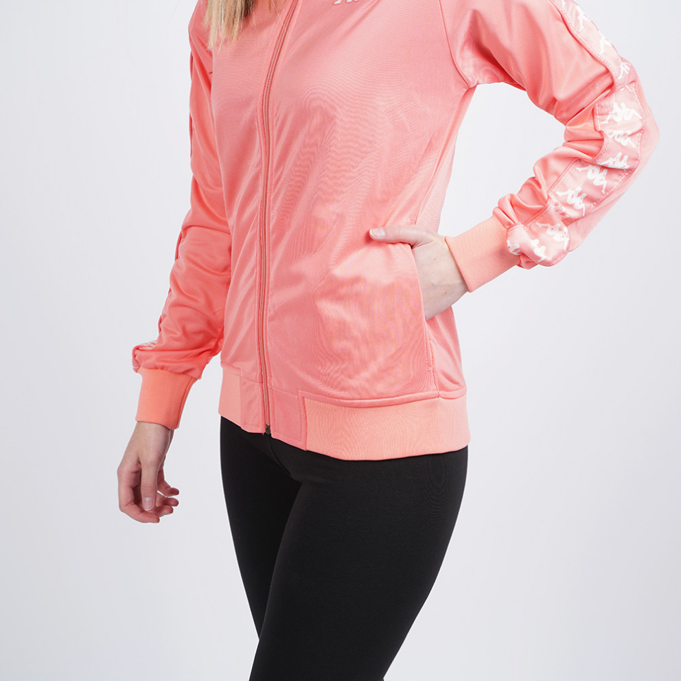 Kappa 222 Banda Wanniston Women's Slim Jacket