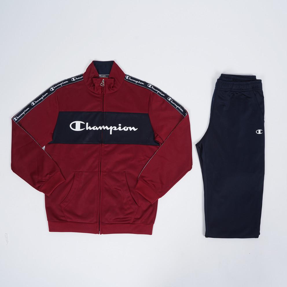 Champion Full Zip Suit