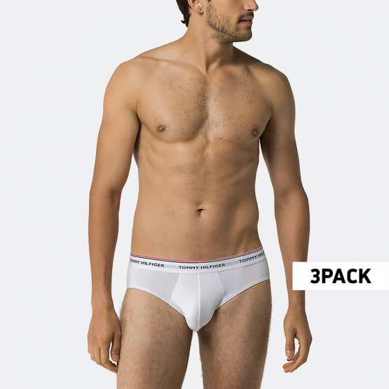 Tommy Jeans Premium Essential 3-Pack Ανδρικά Briefs